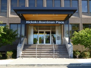 Commercial Signage for Vermont's Hickock and Boardman