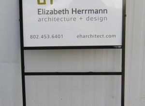 Elizabeth Herrmann architecture and design sign