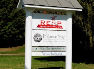 REAP Construction | Balance Yoga | Green Mountain Valuations
