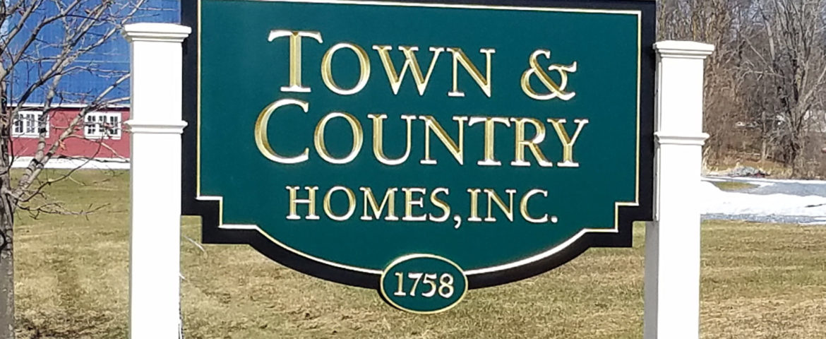 Town & Country Homes